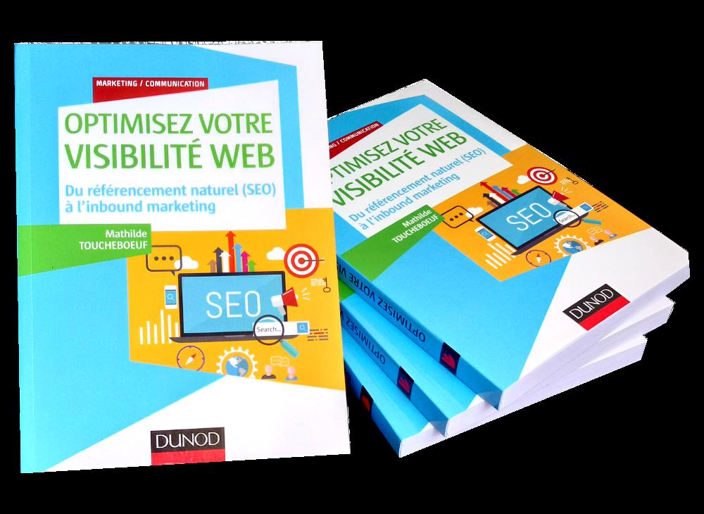 Mathilde Toucheboeuf, optimisez la visibilité Web